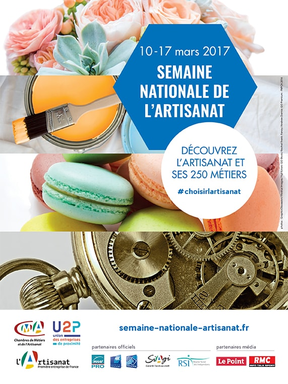 La semaine nationale de l'Artisanat