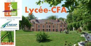 Lycée Professionnel et CFA le BUAT, première présentation du Baccalauréat Professionnel Conduite et Gestion d'une Entreprise du secteur Canin et Félin en apprentissage
